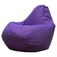 Кресло-груша Стронг Фиолет